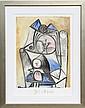 Pablo Picasso, Fillette a la Poupee, Lithograph