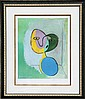 Pablo Picasso, Figure (Portrait of Marie Therese Walter), Lithograph