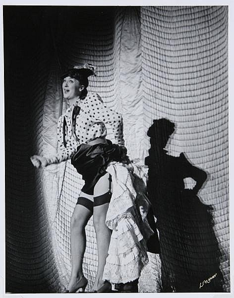 Lucien Aigner, Gypsy Rose Lee, Photograph
