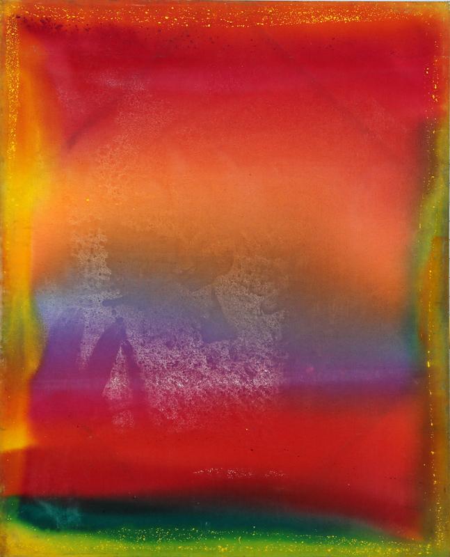 Jeff Hoare, Aurora, Painting