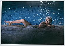 Lawrence Schiller, Marilyn Monroe in Something's Got to Give - 2, Color Photograph