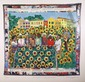Faith Ringgold, The Sunflower's Quilting Bee at Arles, Silkscreen, Faith Ringgold, Click for value