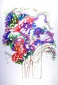 Ronald Julius Christensen, Winter Bells, Lithograph, Ronald Julius Christensen, Click for value