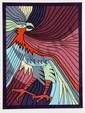 Victor Delfin, Baby Condor II, Serigraph, Víctor Delfín, Click for value