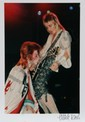 Mick Rock, David Bowie and Mick Ronson, Color Photograph, Mick Rock, Click for value