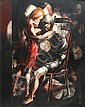 Raymond Howell, Mother and Child, Oil Painting, Raymond Howell, Click for value