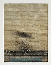Karl Fred Dahmen, Proportion Horizontal, Aquatint Etching