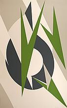 Lee Lenore Krasner, Embrace, Silkscreen