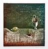 Vladimir German, Still Life with Lemon Color, Etching, Vladimir German, Click for value