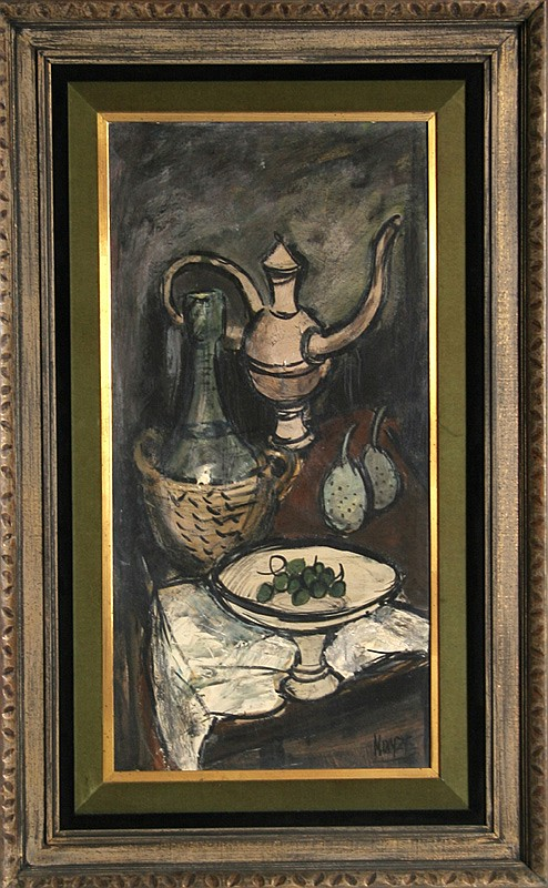 Mayze Becker, Nature Morte, Oil Painting