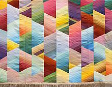 Diane Itter, Tapis III, Tapestry