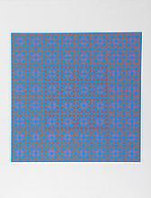 Sue Gollifer, Opticals, Silkscreen