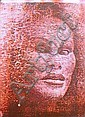 Peter Mayer, Joyce Wildenstein 4, Mixed Media Painting, Peter Bela Mayer, Click for value