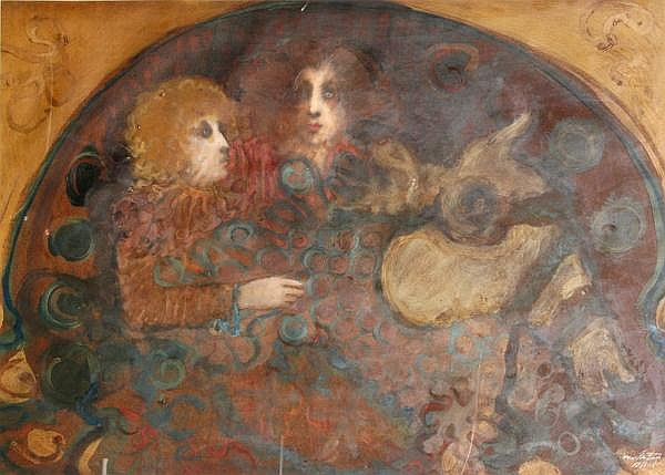Ramon Santiago, Multi-Image, Oil Painting