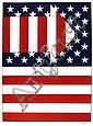 Paul von Ringelheim, Flags, Serigraph, Paul von Ringelheim, Click for value