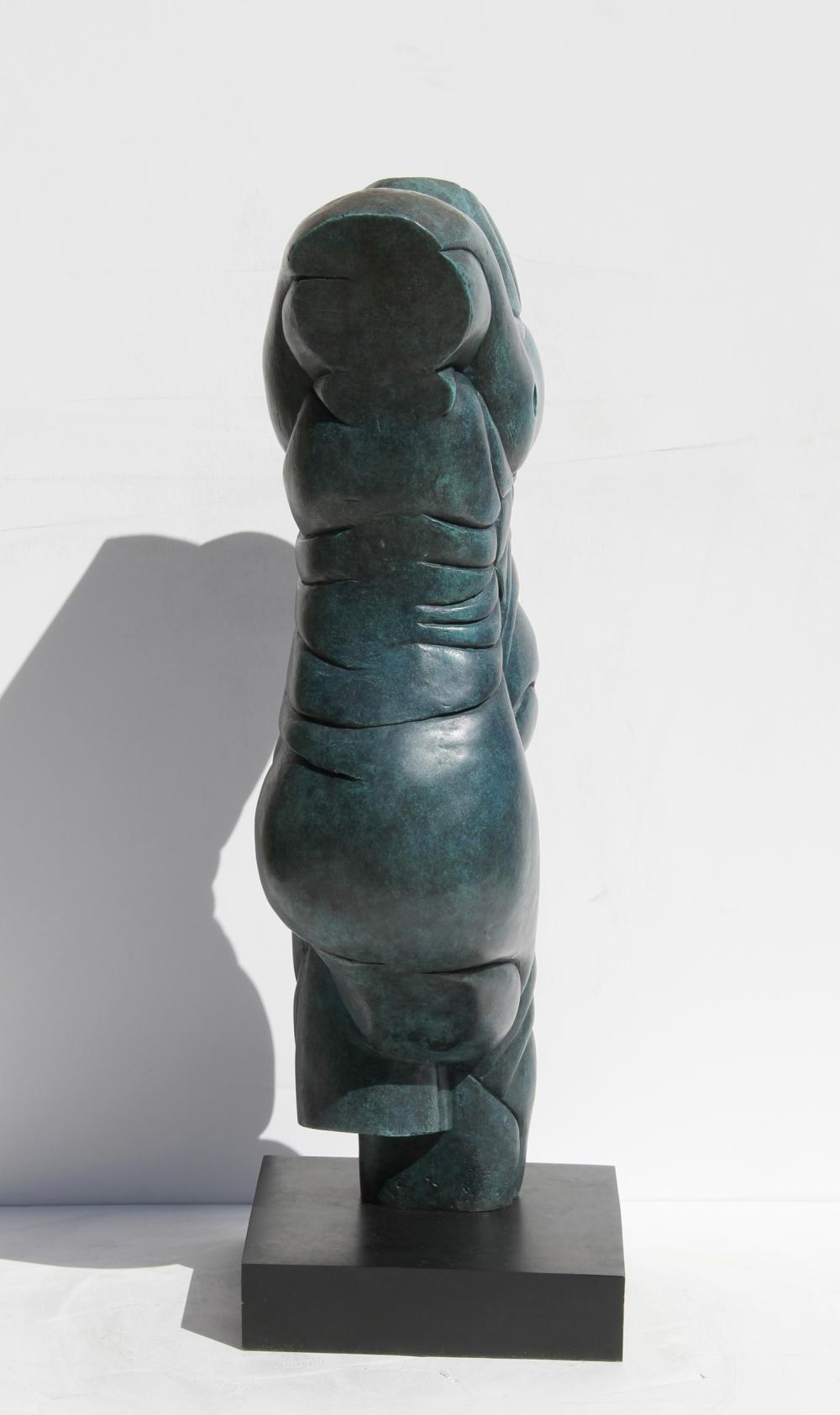 Anthony Quinn, Zeus, Bronze Sculpture with Patina
