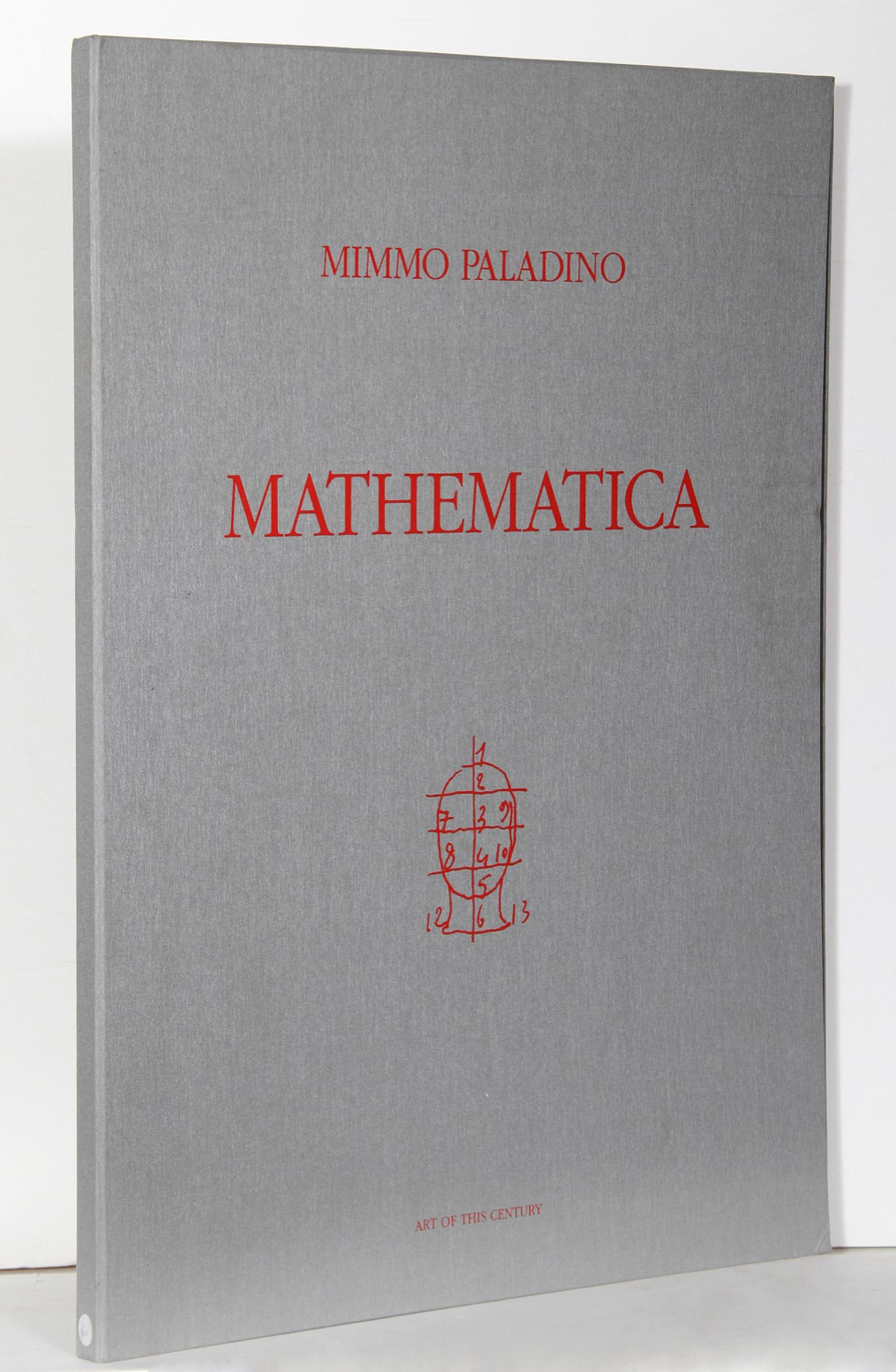 Mimmo Paladino, Mathematica, Portfolio of Six Aquatint Etchings