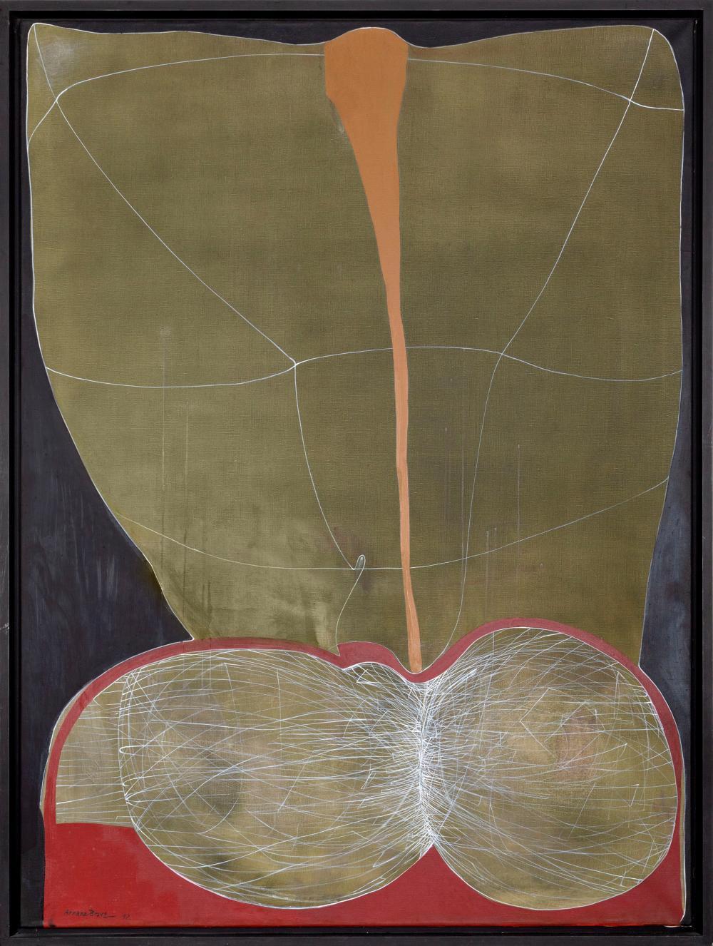 Eduardo Arranz-Bravo, Estigma de Pintor III, Oil Painting