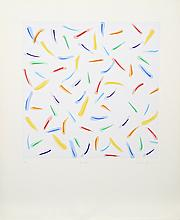 Antonio Peticov, Light Explosion I, Lithograph