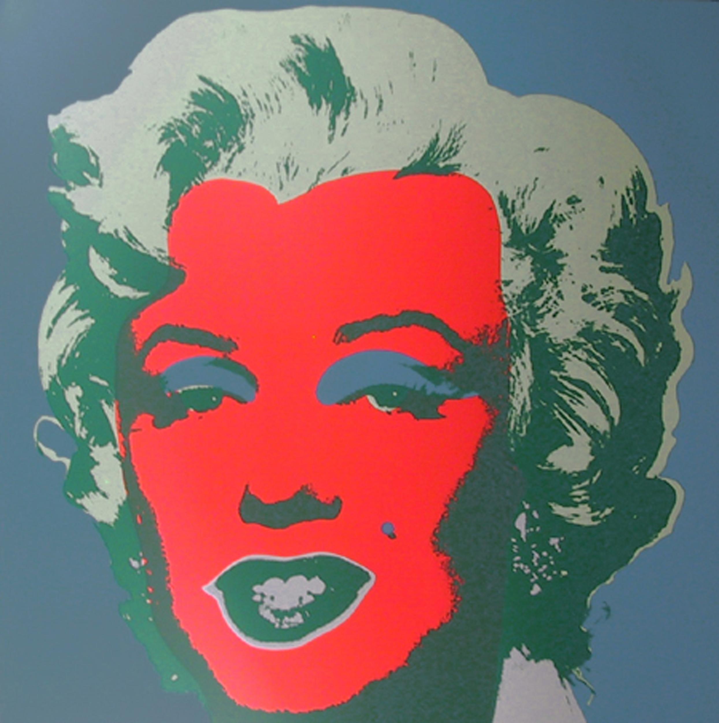 Andy Warhol, Marilyn Monroe (II.30), Serigraph
