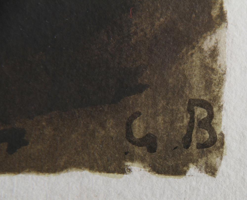 Georges Braque, L'Oiseau et son Nid, Lithograph