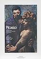 Pablo Picasso, Le Danse Villageoise, Lithograph