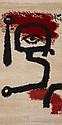 Paul Klee, Der Paukenspieler (The Drummer Boy), Woolen Tapestry
