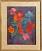 Miriam Bromberg, Flowers 2, Oil Painting, Miriam Bromberg, Click for value
