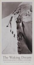 Auguste-Rosalie Bisson, The Ascent of Mont Blanc, Poster on foamcore