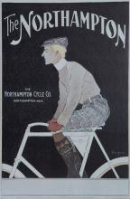 Edward Penfield, The Northampton, Poster on board