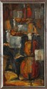 Edith Montlack, String Section, Oil Painting, Edith Montlack, Click for value