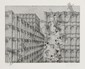 Hans Georg Rauch, Perspectives Adventure 1D, Aquatint Etching, Hans Georg Rauch, Click for value