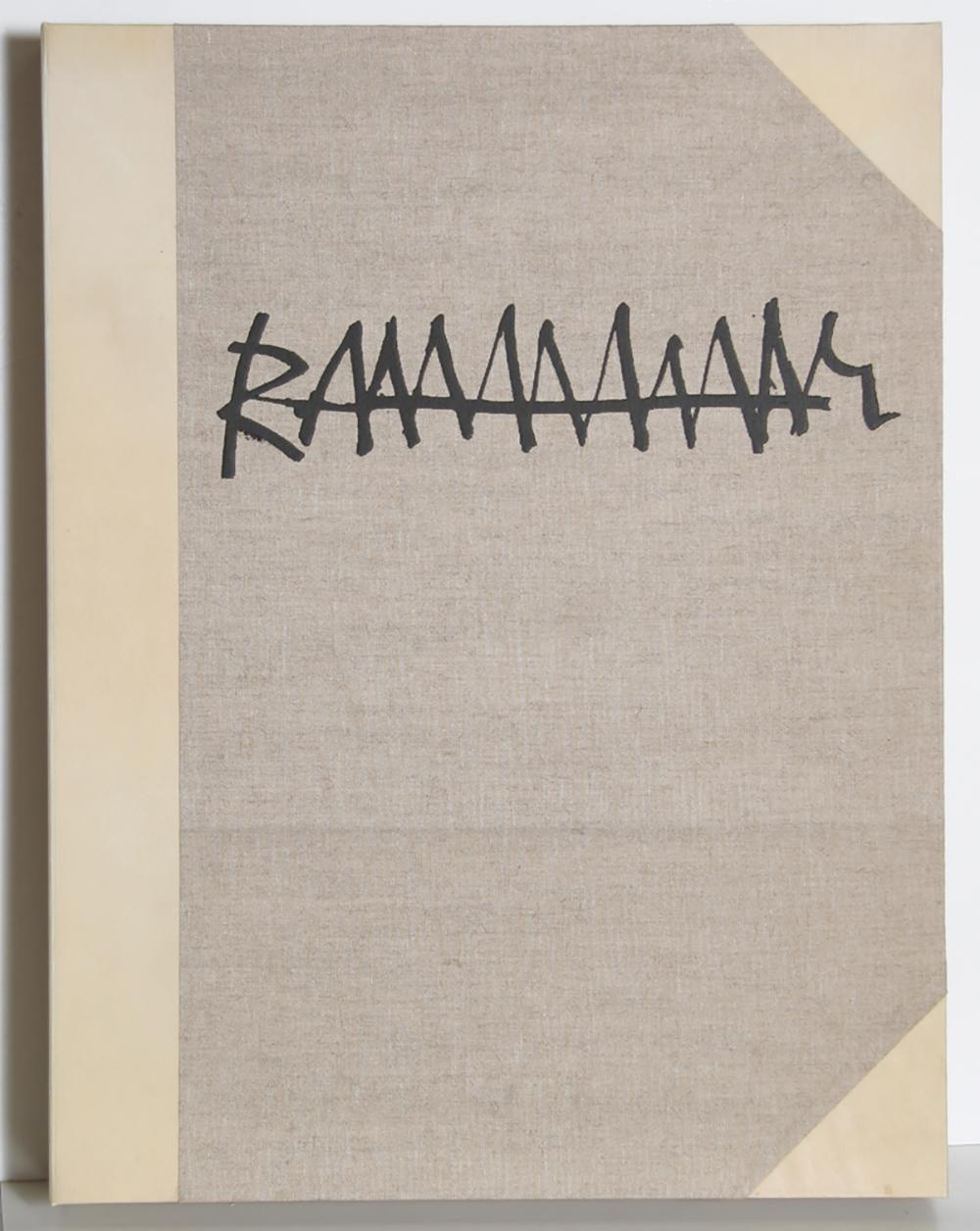Abraham Rattner, In The Beginning, Portfolio of 12 Lithographs