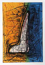Richard Fishman, Untitled, Etching
