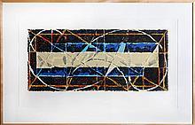 Harry Nadler, Untitled, Serigraph