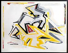 Dennis Ashbaugh, Untitled, Screenprint