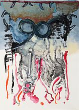 Stephen Greene, Abstract Lithograph