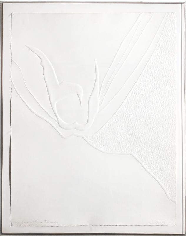 Harriet L. Stanton, Book Of Hours,Time Flower 2, Intaglio