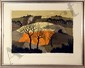 Andre Even, Landscape, Lithograph, André Even, Click for value