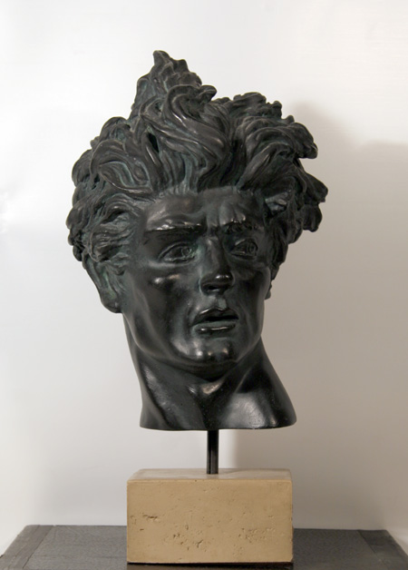 Edward Melcarth, Cold Cast Bronze Sculpture