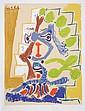 Pablo Picasso, Le Peintre, Lithograph