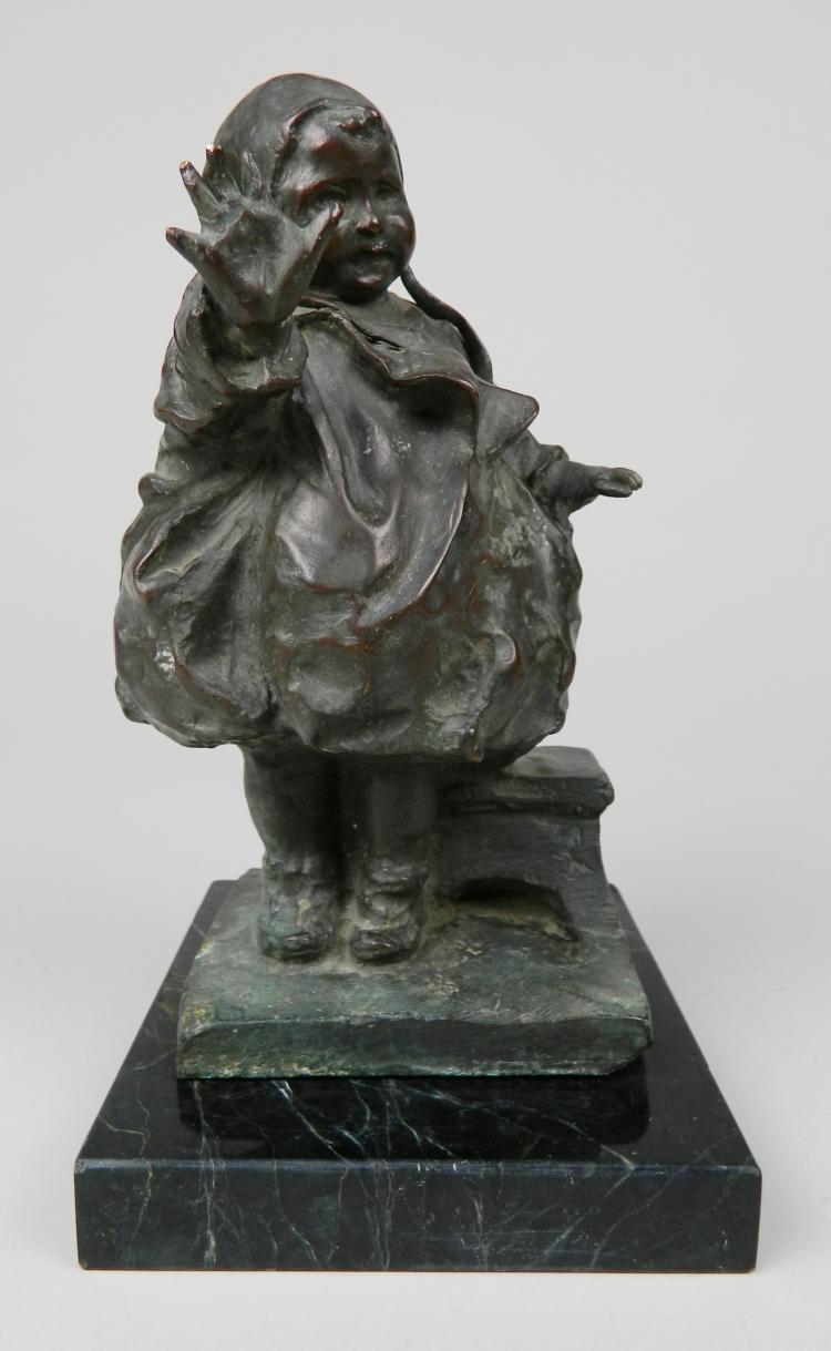 B. Campaiola bronze sculpture