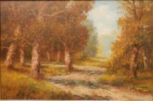 Petheo A. Laszlo oil