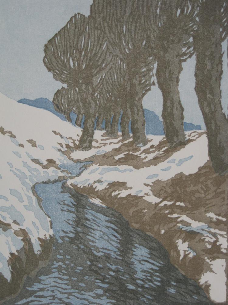 Carl Thiemann woodcut