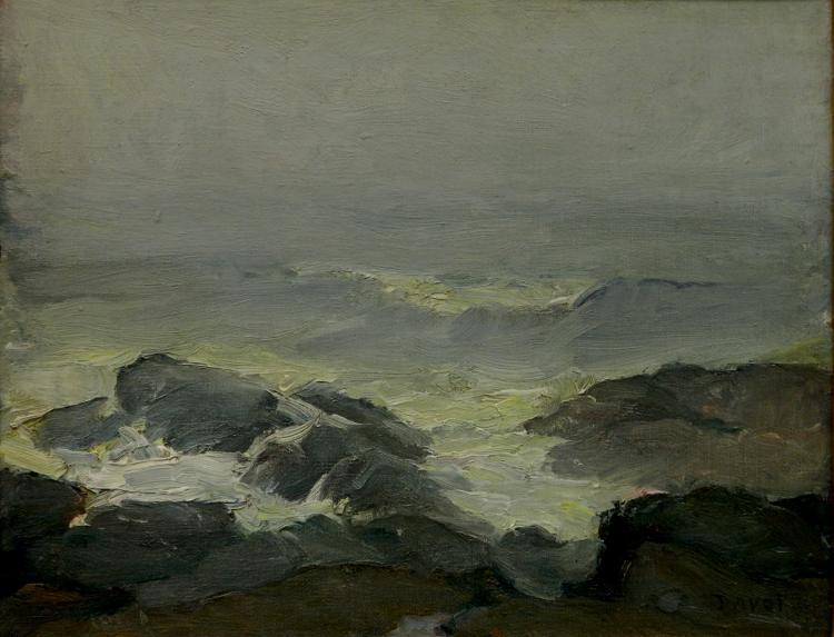 Joseph B. Davol oil
