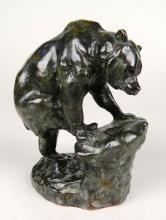 Philip R. Goodwin bronze sculpture