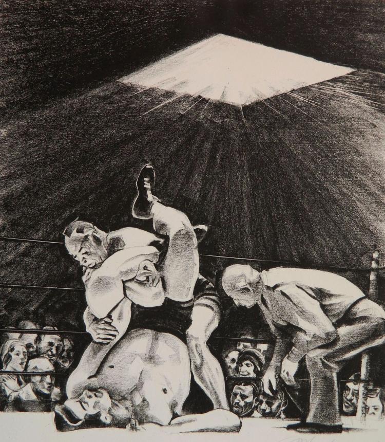 Joseph W. Golinkin lithograph