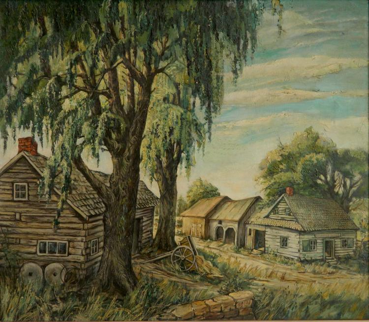 William J. Eastman oil