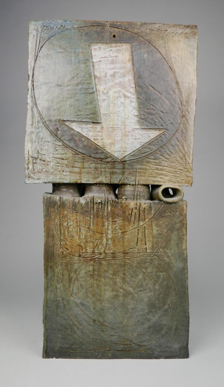 George Roby ceramic sculpture