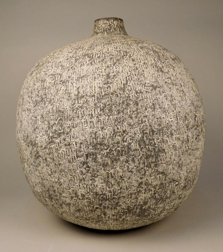 Claude Conover ceramic vesssel